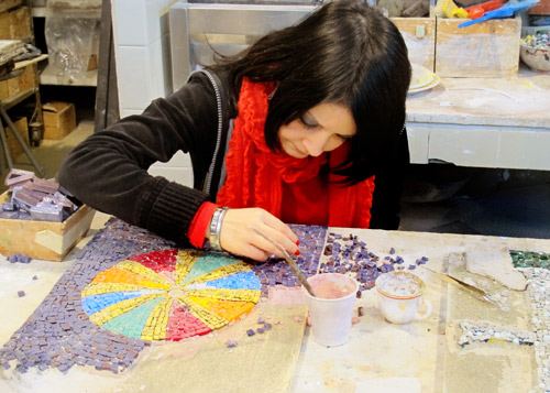 italia mosaic